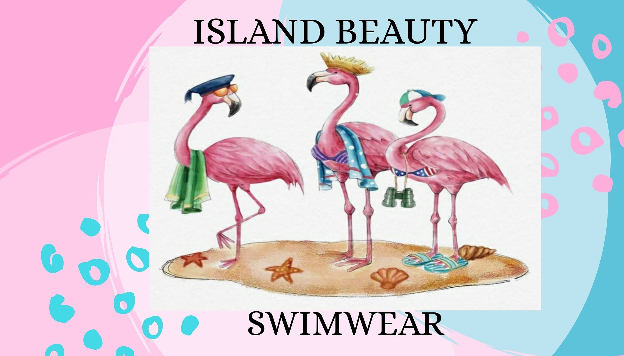 Island Beauty Swimwear